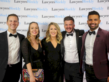 Lawyers Weekly team