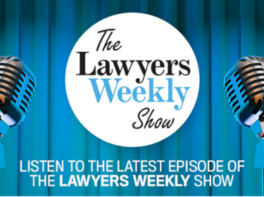 Lawyers Weekly Show advertisement