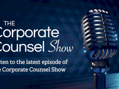 Corporate Counsel Show advertisement