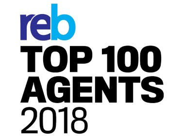 REB top 100 agents