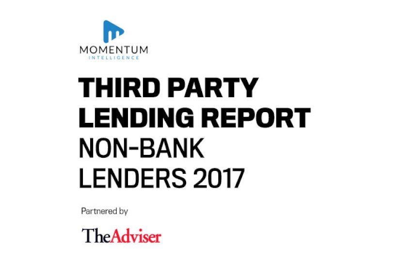 Third party lending report